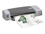 HP Designjet 111 610 mm Printer with Roll