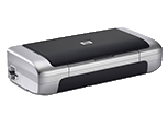 HP Deskjet 460c Mobile Printer