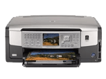 HP Photosmart C7183 All-in-One Printer-Fax-Scanner-Copier