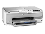 HP Photosmart D7463 Printer