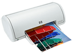 HP Deskjet 3323 Color Inkjet Printer