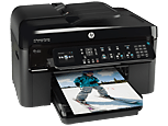 HP Photosmart Premium Fax-e All-in One Printer C410a