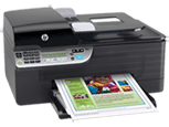 HP Officejet 4500 Wireless All-in-One Printer G510n
