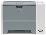 HP LaserJet P3005dn Printer