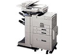HP LaserJet 8150 MFP printer