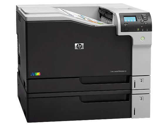 پرینتر لیزری Color LaserJet Enterprise M750dn