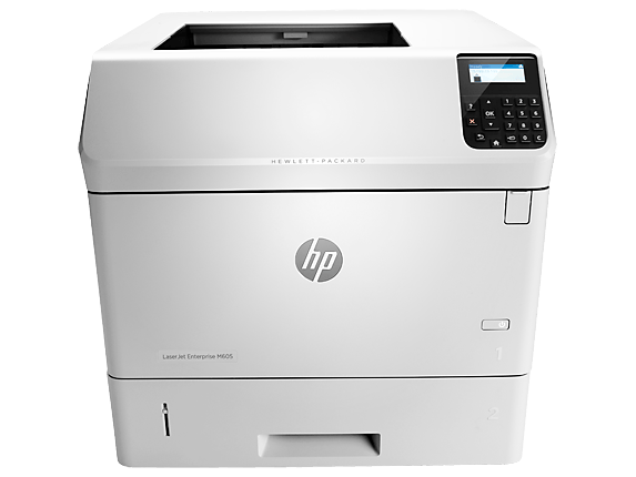 پرینتر لیزری LaserJet Enterprise M605dn